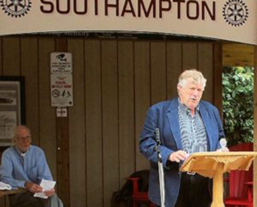 Devastation of Hurricane Hazel on Southampton remembered at Memorial Service